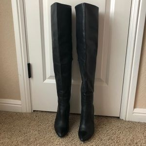 PERFECT CONDITION Vince Camuto OTK Boot
